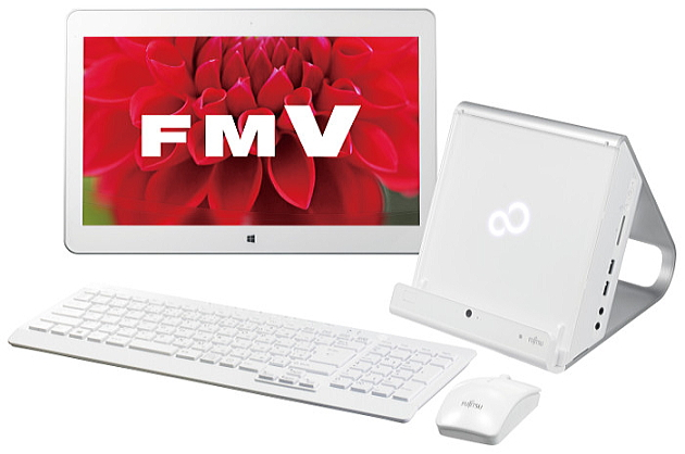 FMV GH77/T 画像 ブログ レビュー 解説 概要
