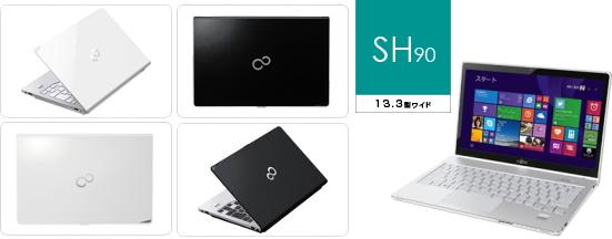 カスタム WS1/T SH1/T 富士通 ベイ オプション ブログ 画像
